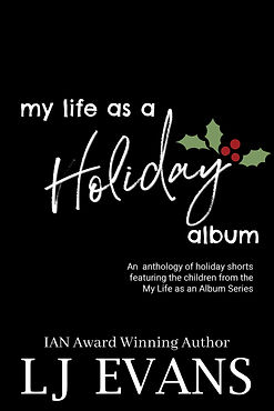 My Life as a Holiday Album preorder for