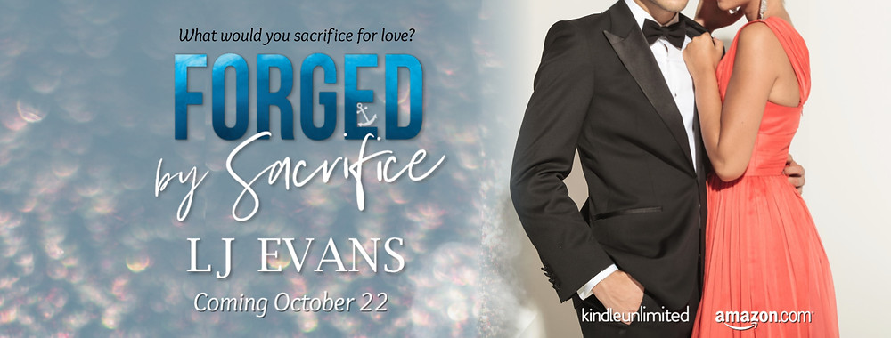 Forged by Sacrifice Coming Oct 22 Pre-order Available