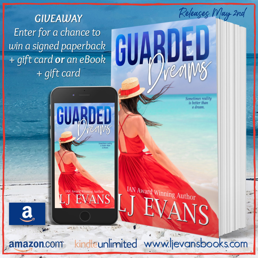 Guarded Dreams Giveaway