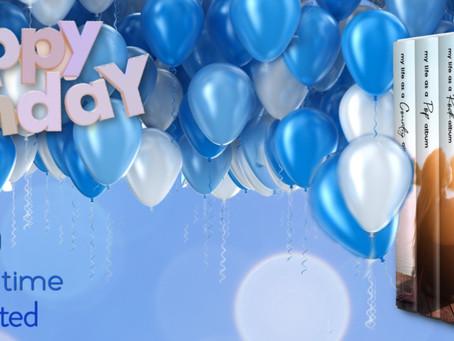 Happy Birthday Country Album & Box Set is LIVE!