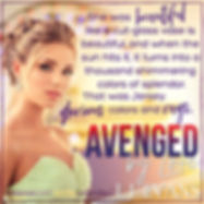 Avenged by Love teaser - Jersey Skin Tou