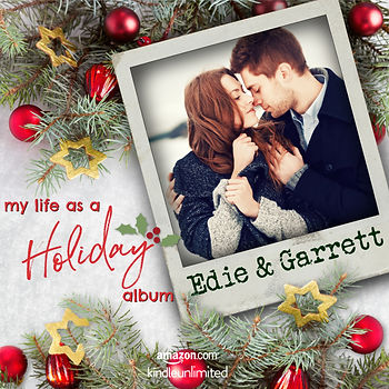 My Life as a Holiday Album Edie and Garr