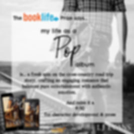 BookLife Prize review of My Life as a Pop Alum