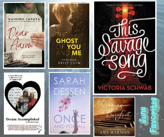 Favorite June Books
