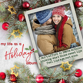 My Life as a Holiday Album G+C teaser.jp