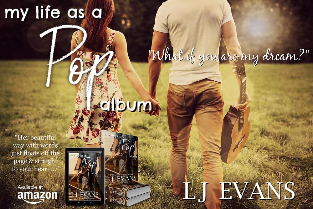 my life as a pop album by LJ Evans