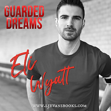 Guarded Dreams Eli Wyatt Character Card.