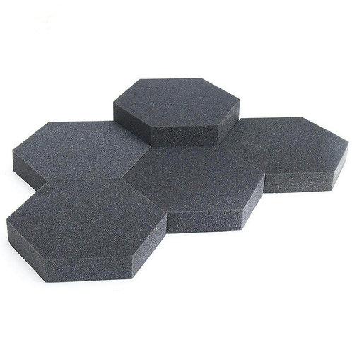 Hexagon Absorption Panel Chamfered Edge