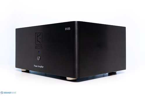 KECES S125 S-125 Two Channel Power Amp