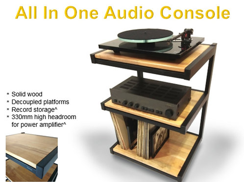 3 Layer Console Audio Rack  BA113
