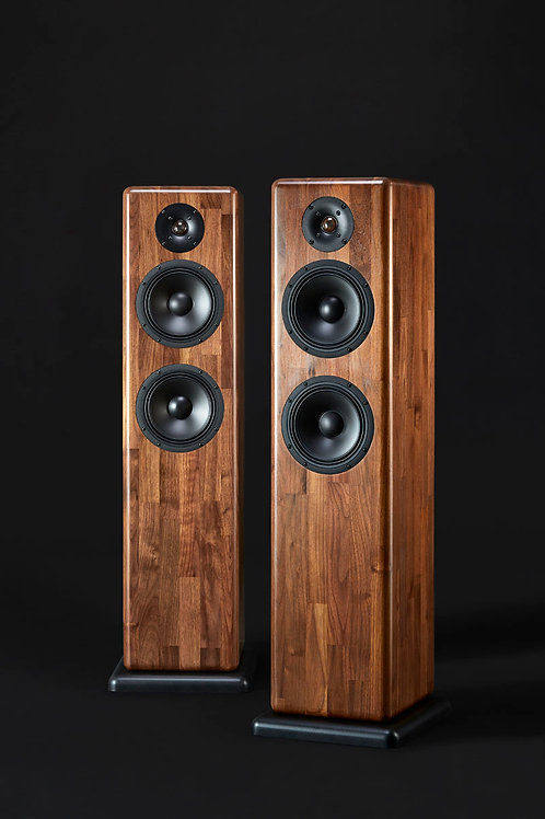 Stella - Xavian Floor Standing Speaker Solid Wood