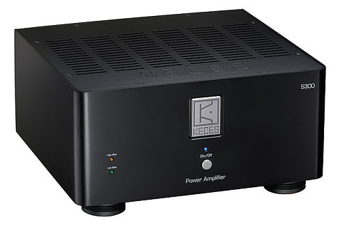 Keces S300 Stereo Power Amplifier