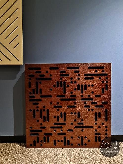 Binari Wooden Diffuser per Pair