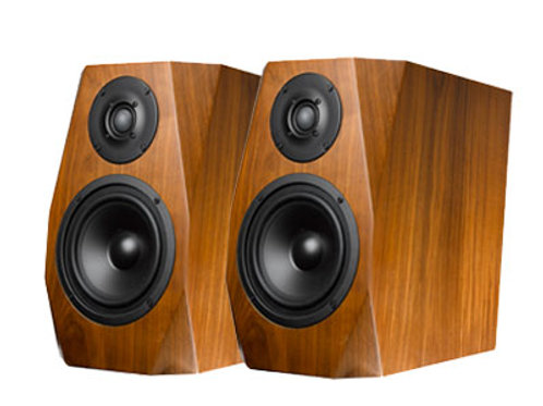 LA Audio A-F601 Bookshelf Speakers