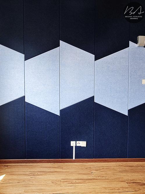 BAT Featured Wall - Custom Colors