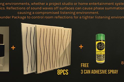 BA HOME KIT PRO - Acoustic Bundles