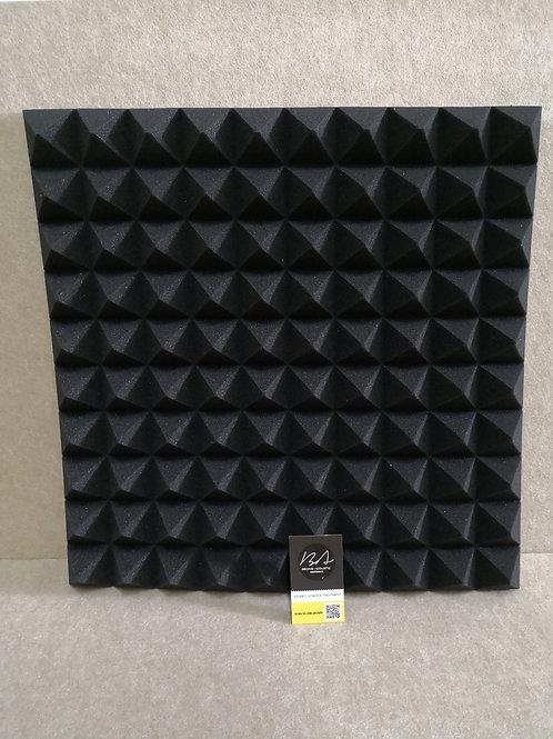 BA Pyramid Foam Premium High Density Acoustic Foam
