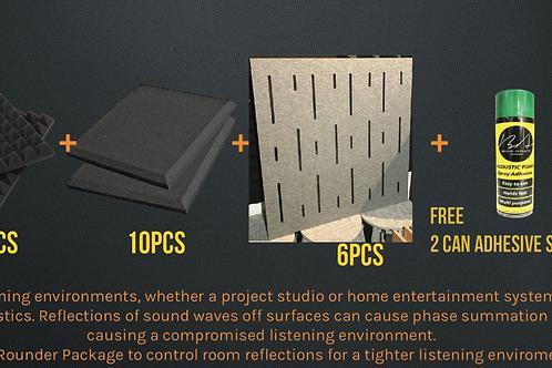 BA Studio Kit Pro - All Rounder Acoustics Setup