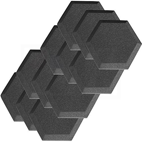 Hexagon Absorption Panel Chamfered Edge