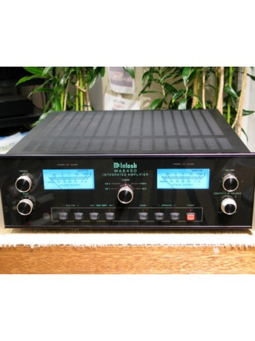 Mcintosh MA6450 Integrated Amplifier Made In USA ( PL )