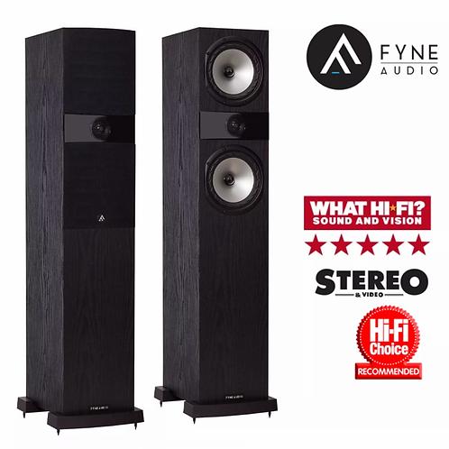 Flagship Fyne Audio F303 Floorstanding Speakers