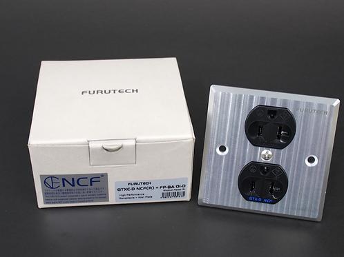 Furutech GTX-D (R) + NCF Wall Socket