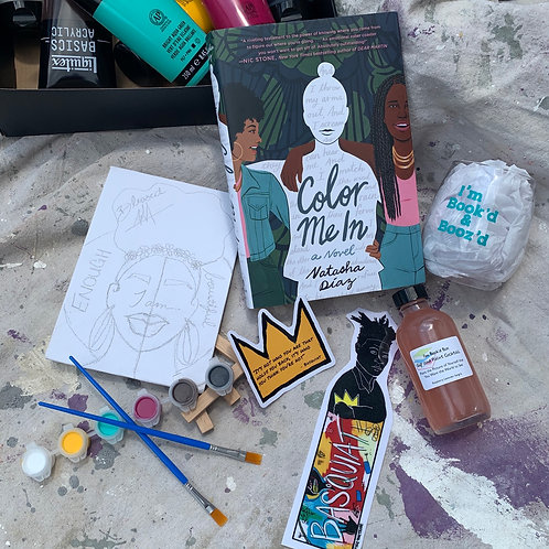 July Book Box- Picture Perfect