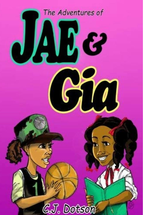 The Adventures of Jae & Gia: Never Judge a Book
