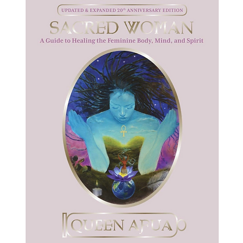 Scared Woman by Queen Afua