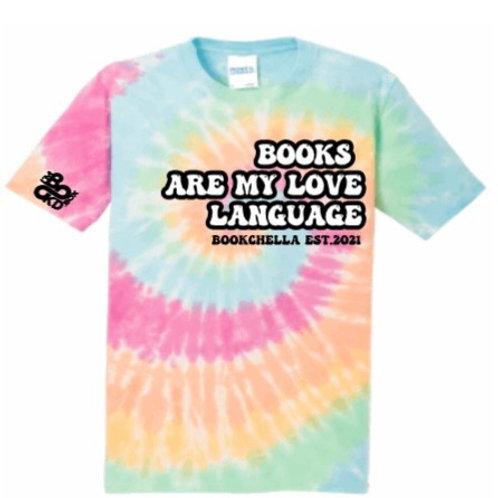 Books are My Love Language: Bookchella 2021