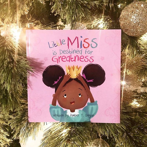 Little Miss is Destined For Greatness