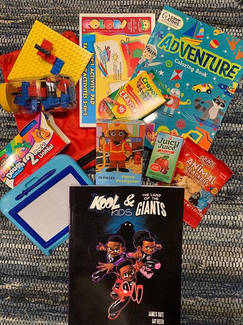 Kool Kid Adventures- Curious Kid Book Box
