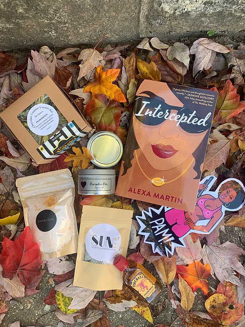 October Book Box: Fall in Love with You! It's your season