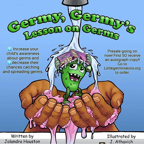 Germy Germy's Lesson on Germs
