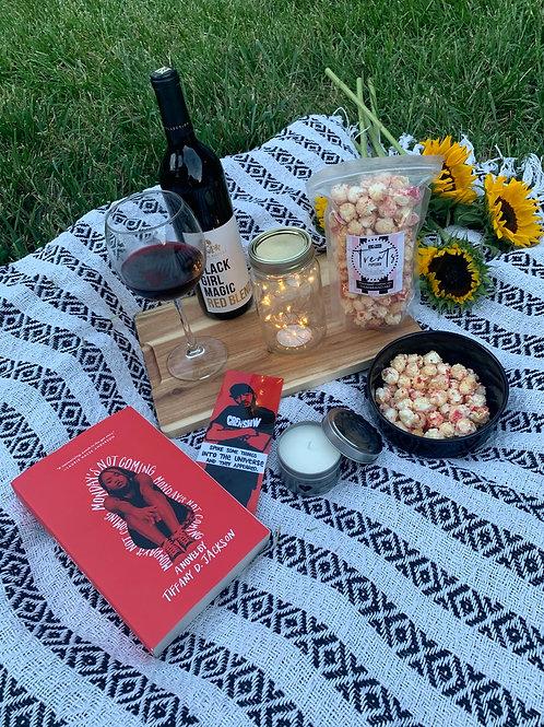 August Book Box- Summer Nights