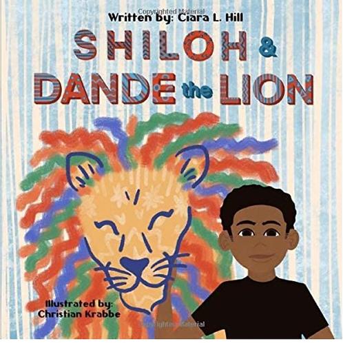 Shiloh & Dande the Lion