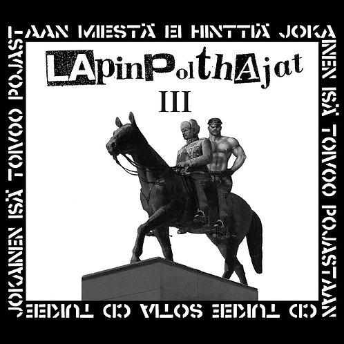 LAPINPOLTHAJAT: III (CD)