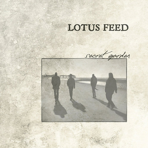LOTUS FEED: Secret Garden (CD)