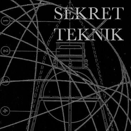 SEKRET TEKNIK: (CD ep)