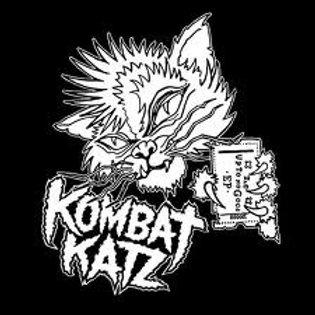 """KOMBAT KATZ: The Up To No Good (12"""")"""