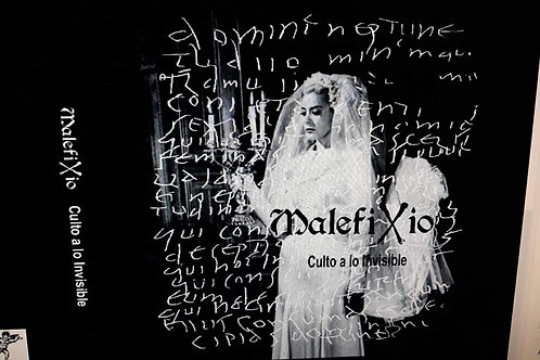 MALEFIXIO: Culto a lo Invisible (CD)