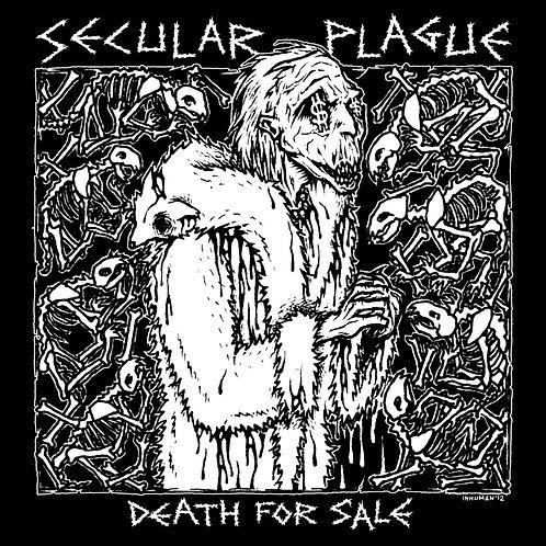 SECULAR PLAGUE: Death for Sale (LP)