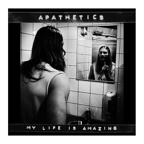 APATHETICS: My Life is Amazing (LP)