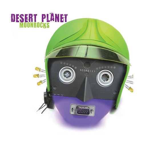 DESERT PLANET: Moonrocks (CD)