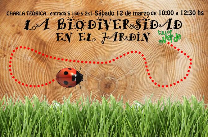 Charla Biodiversidad 2016