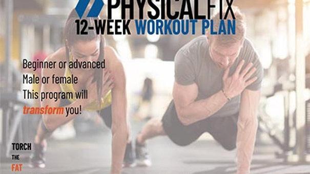 12 Week Workout Plan
