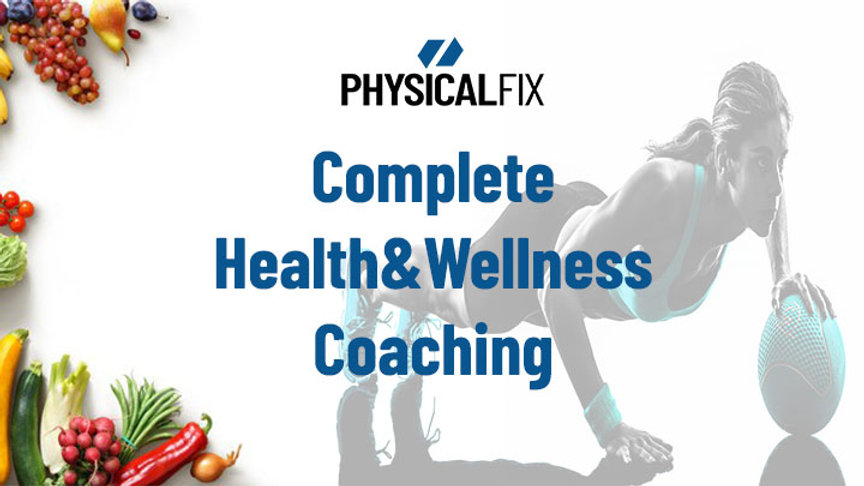 Complete Health & Wellness Coaching