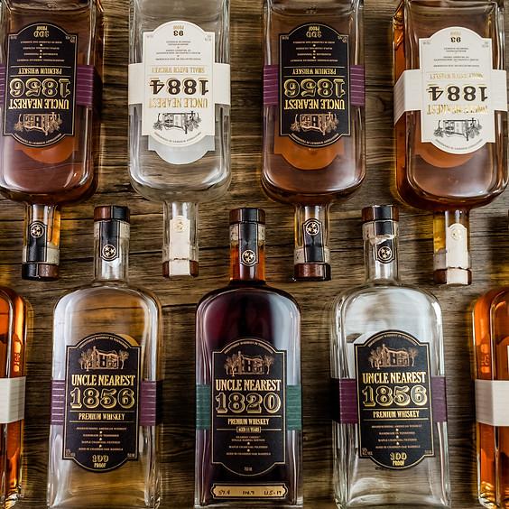 Uncle Nearest Premium Whiskey History Dinner