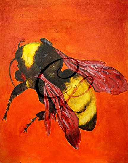 "The Bee from ""The Creator"" Series"