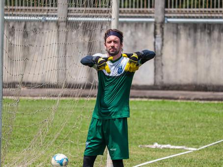 Artsul promoverá a estreia do goleiro Felipe nesta quarta-feira (28)